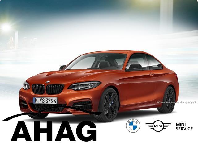 BMW M240i Coupe Leas ab 399Euro brutto o.Anz Navi LED, Jahr 2019, Benzin