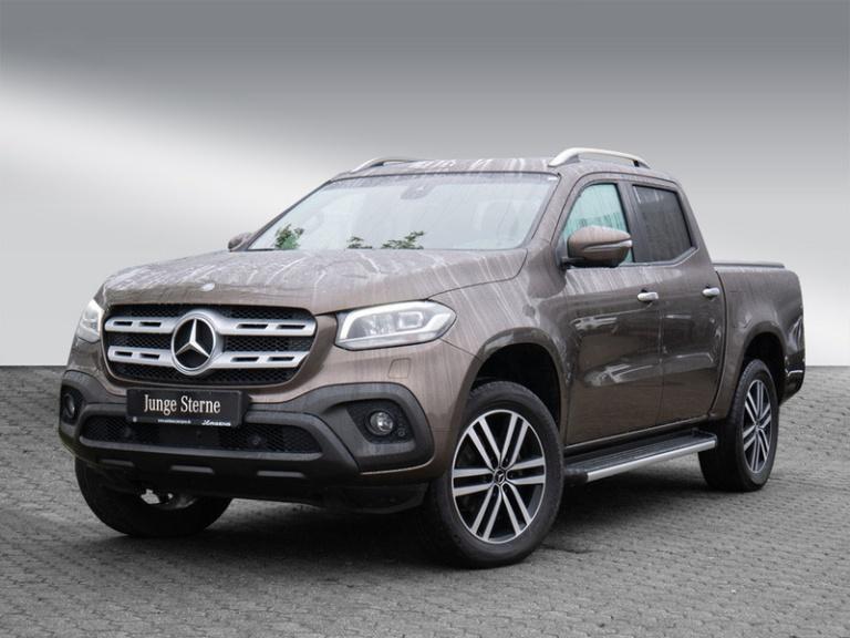 Mercedes-Benz X 250 d Allrad,Park-Paket,Tepomat, Jahr 2019, Diesel