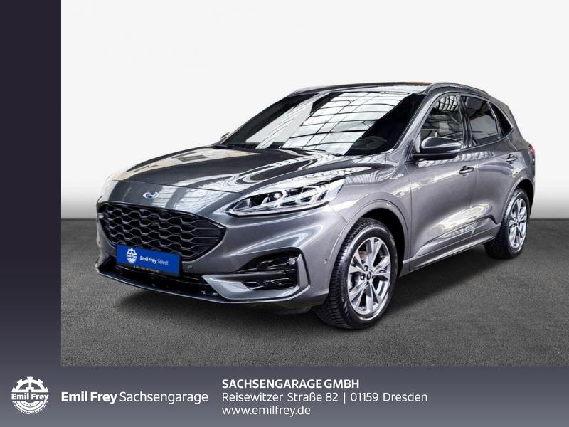 Ford Kuga 1.5 EcoBoost ST-LINE X Cam v+h ACC TW LED, Jahr 2020, Benzin