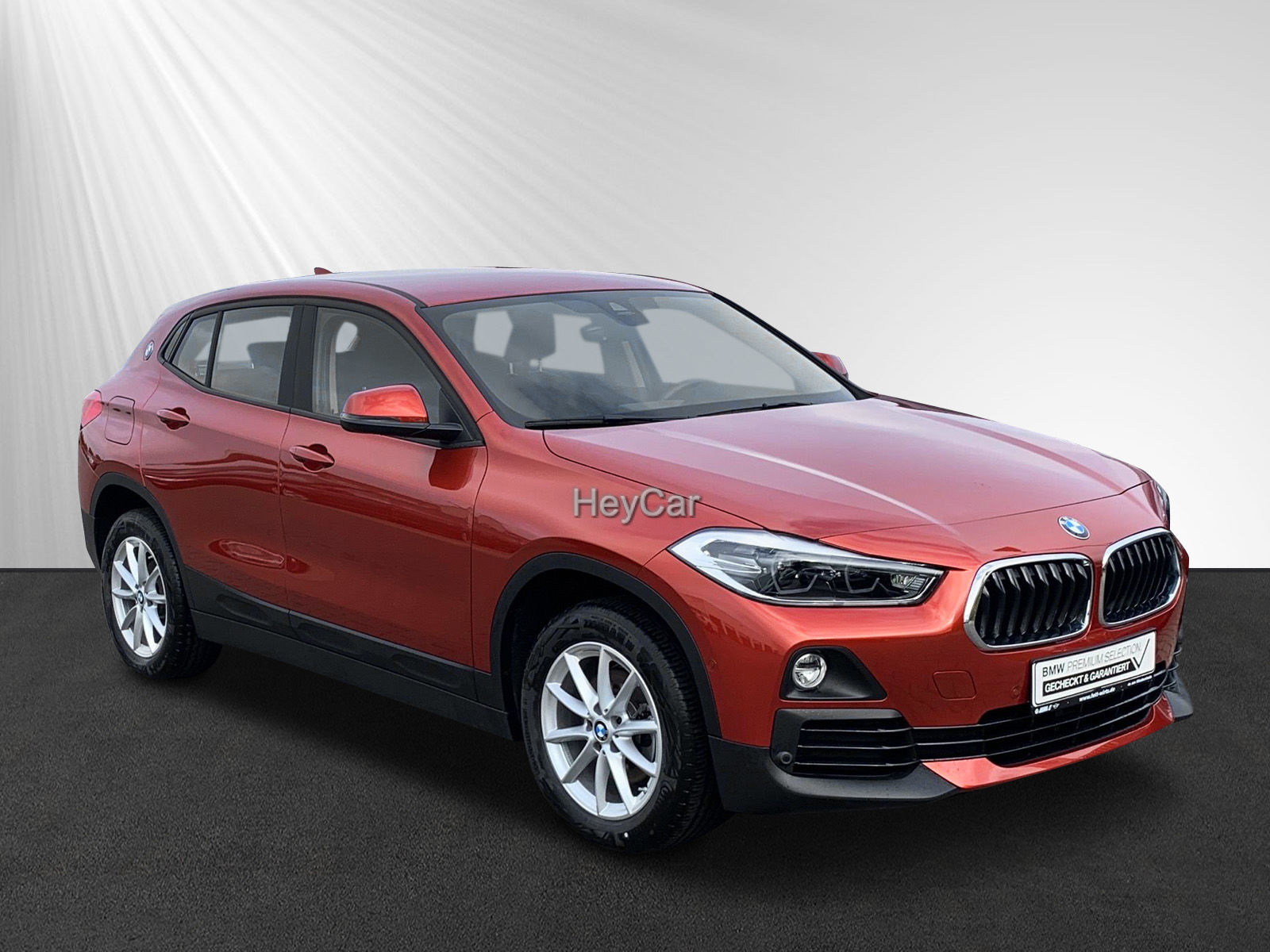 BMW X2 sDrive18i Adv. Navi Leas. ab 275,- br.o.Anz., Jahr 2019, Benzin