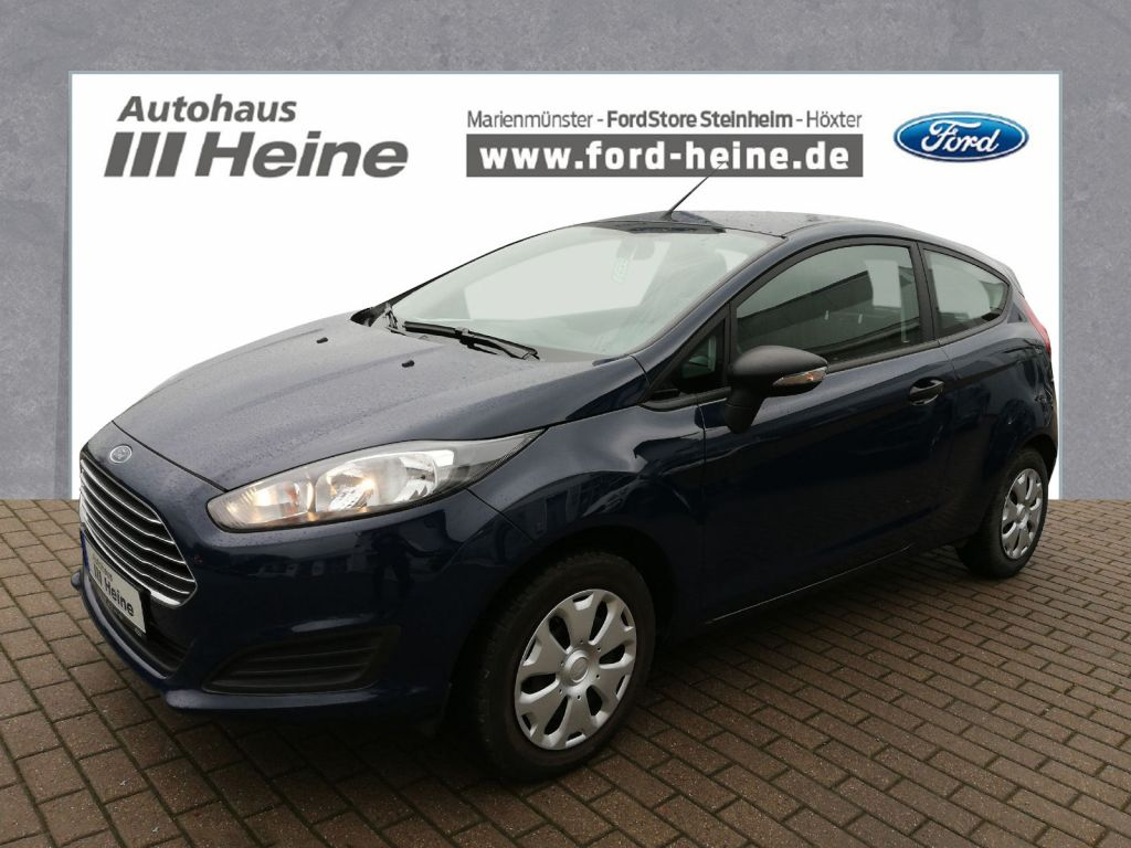 Ford Fiesta 1.25 Ambiente *KLIMA*AUDIO-CD*ZV+FB*, Jahr 2014, Benzin
