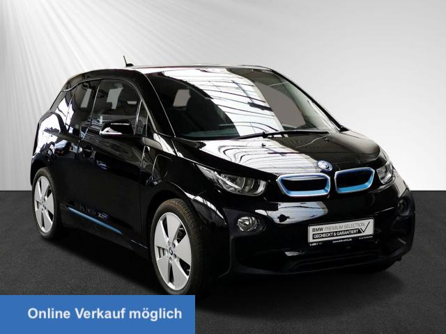 BMW i3 REX 94Ah NaviProf. LED GSD Kamera, Jahr 2016, Hybrid