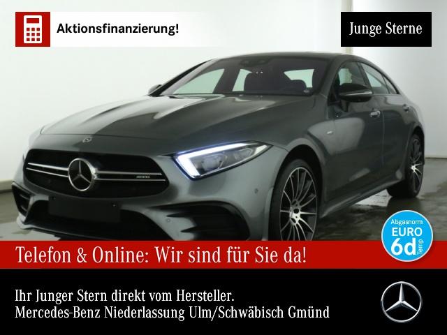 "Mercedes-Benz CLS 53 AMG 4M+ FahrAss MULTIBEAM WIDESCREEN 20"", Jahr 2020, petrol"