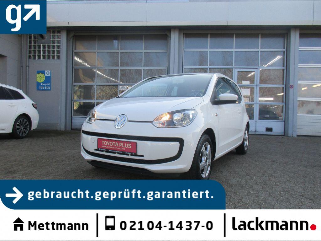 Volkswagen up! move up!, Jahr 2016, Benzin