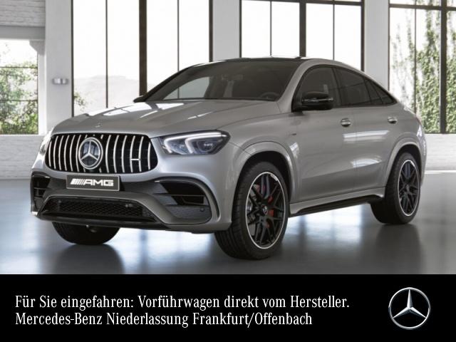 Mercedes-Benz GLE 63 S 4MATIC Coupé Sportpaket Navi LED Klima, Jahr 2021, Benzin