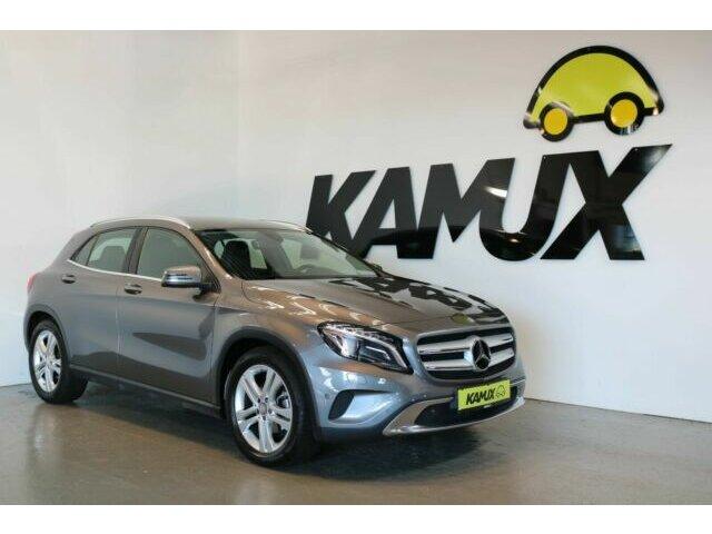 Mercedes-Benz GLA 220d 7G-DCT 4Matic Urban +Xenon+Nav+PDC+SHZ+, Jahr 2016, Diesel