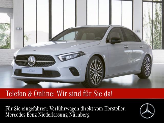 Mercedes-Benz A 180 Progressive LED Night Spurhalt-Ass PTS Sitzh, Jahr 2020, Benzin