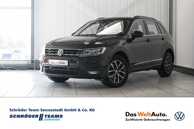 Volkswagen Tiguan 2.0 TSI DSG 4MOTION Comfortline LED,Navi,Telefon,Winter-Paket, Jahr 2018, Benzin