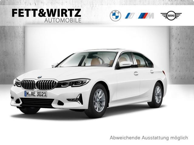 BMW 320d Luxury LED SHZ Leas. ab 299,- br.o.Anz., Jahr 2019, Diesel