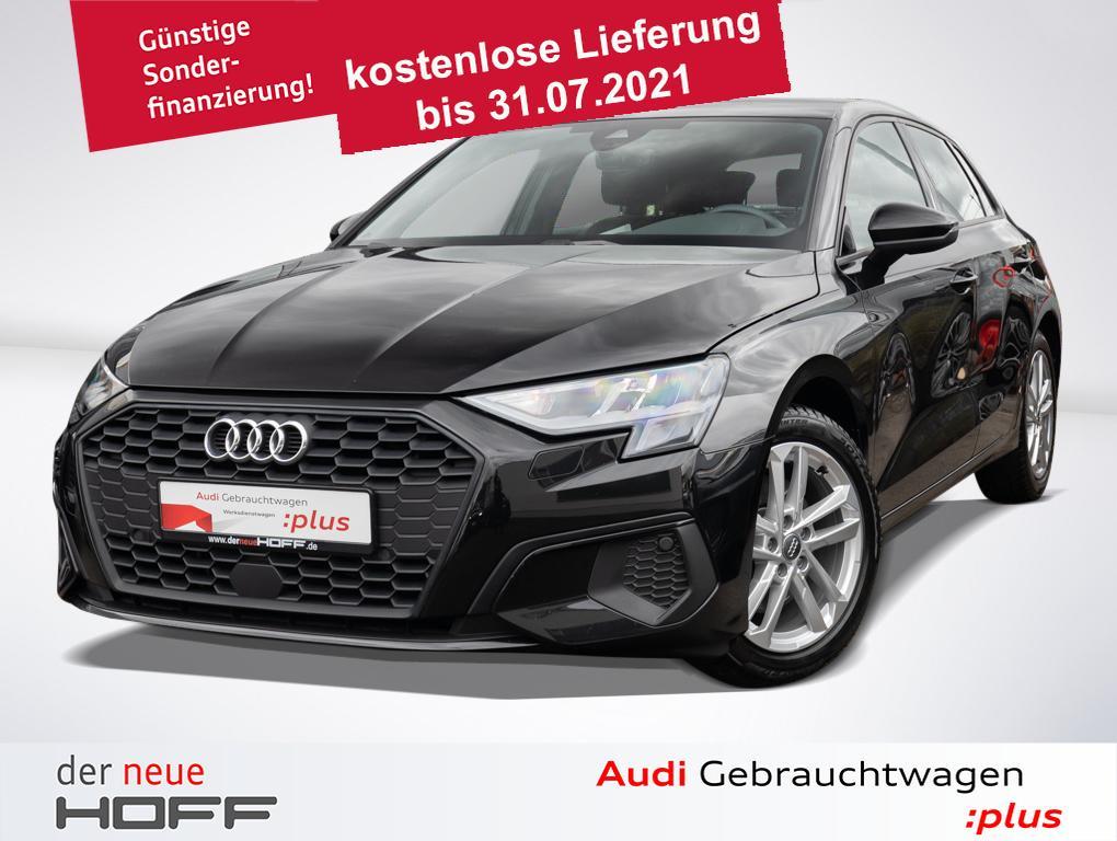 Audi A3 Sportback 35 TFSI NAVI Virtual AS Interf. Kom, Jahr 2020, Benzin