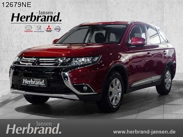 Mitsubishi Outlander 2.0 2WD Edition 100 +Klimaauto+Kamera, Jahr 2017, Benzin