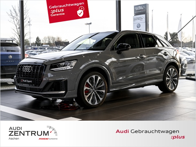 Audi SQ2 2.0 TFSI quattro MMI Navi plus, LED-Scheinwerf, Jahr 2019, Benzin