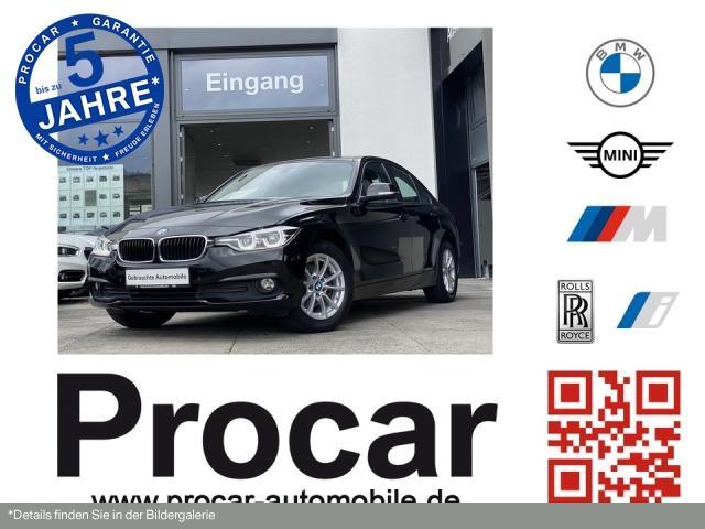 BMW 316d Advantage Navi LED Shz PDC v/h Freispr., Jahr 2017, Diesel
