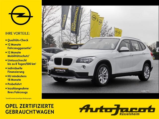 BMW X1 1.8 d sDrive AT Klimaautom. Navi PDC Rückfahrkamera Sitzheizung, Jahr 2014, Diesel