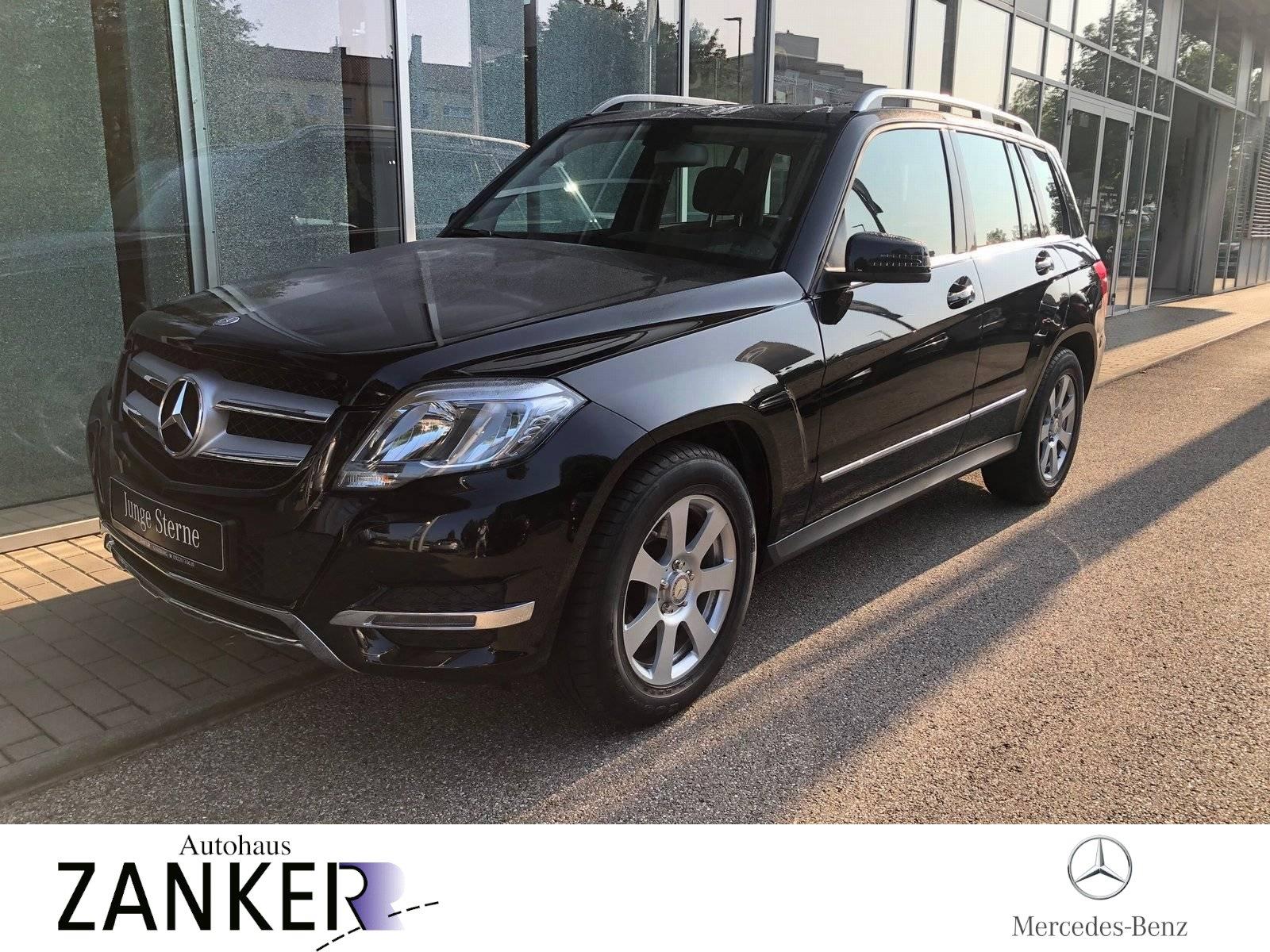 Mercedes-Benz GLK 200 CDI *WENIG KM*, Jahr 2014, diesel