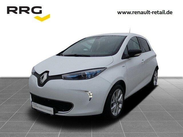 Renault Zoe Life Z.E. 40 incl. Batterie!!!, Jahr 2018, Elektro