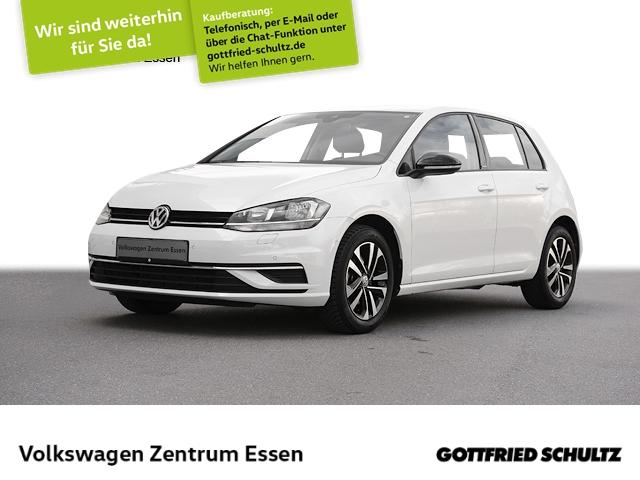 Volkswagen Golf IQ Drive 1.6 TDI Alu SHZ ACC PDC, Jahr 2019, Diesel
