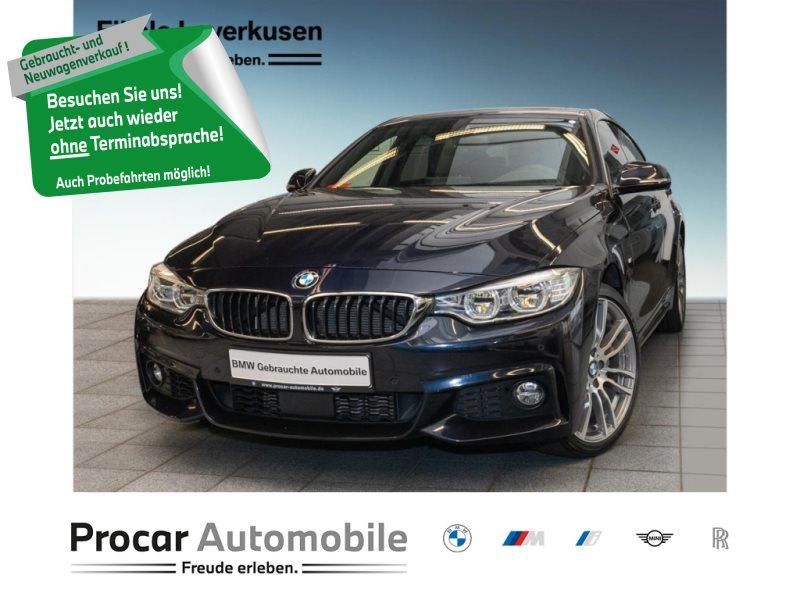 BMW 435d xDrive Gran Coupe M Sportpaket Head-Up LED, Jahr 2017, Diesel