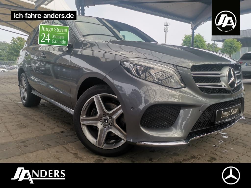 Mercedes-Benz GLE 250 d AMG+H&K+Comand+Pano+Easy-P+Spur-P+360°, Jahr 2017, Diesel
