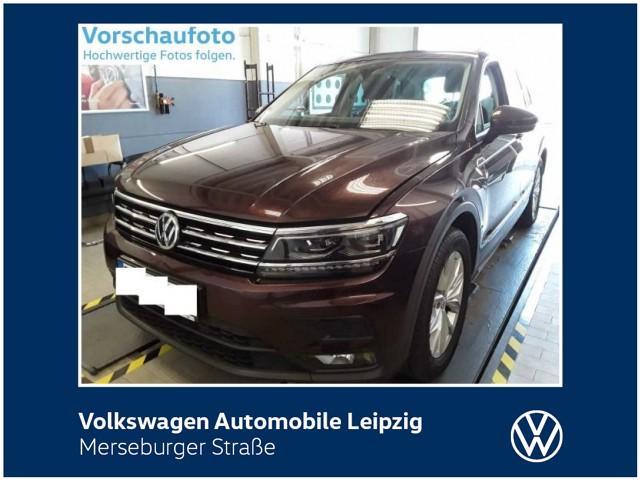Volkswagen Tiguan 2.0 TSI BMT Sound 4M*ACC*DSG*AHK*, Jahr 2017, Benzin