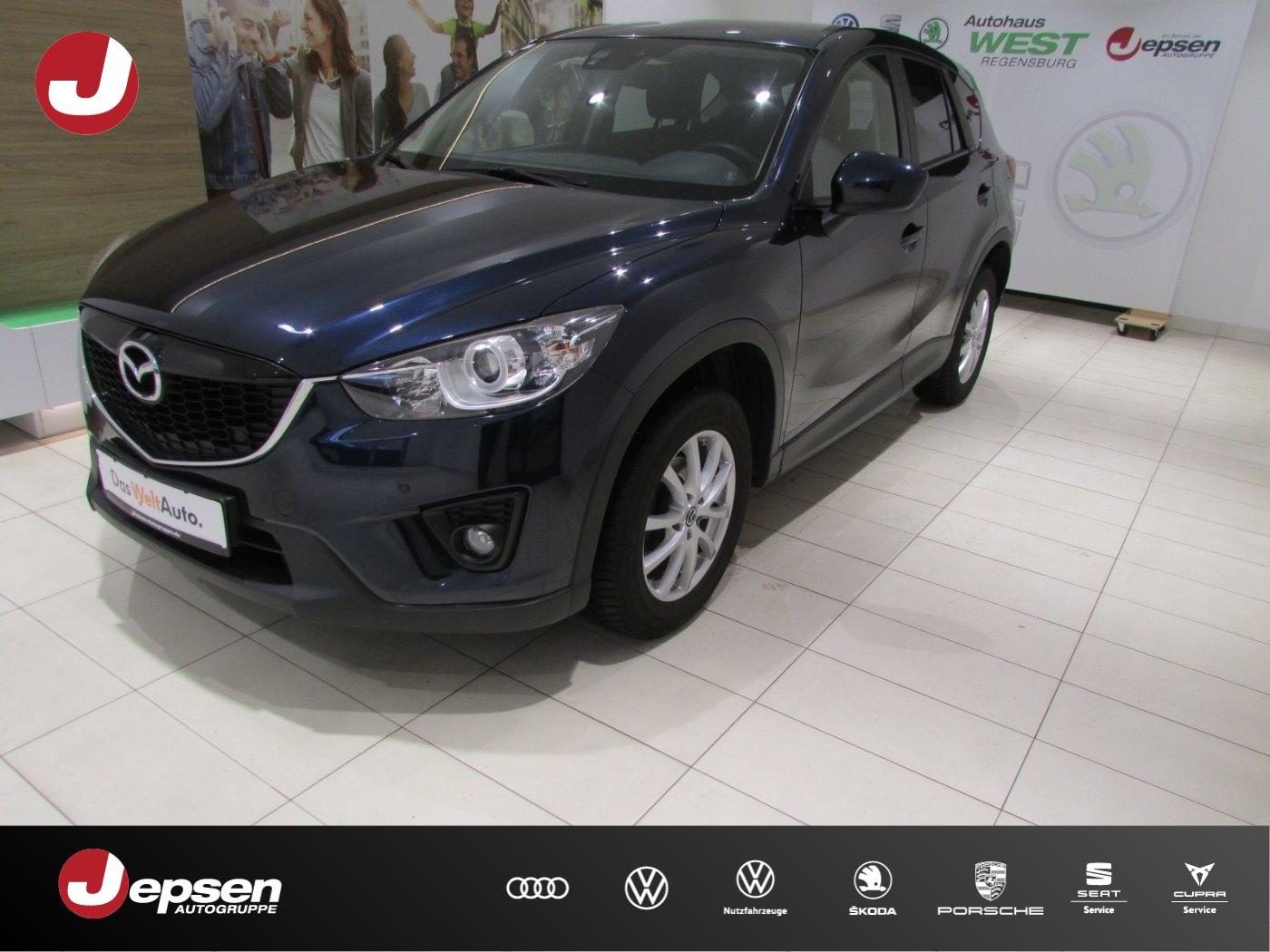 Mazda CX5 SKYACTIV-G 2.0 /NAVI /KLIMA /LM Alufelgen, Jahr 2014, Benzin