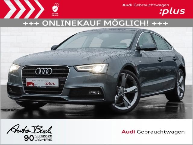 Audi A5 Sportback S line 2.0TFSI Stronic Navi Xenon GRA, Jahr 2014, Benzin