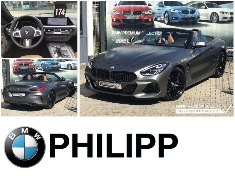 BMW Z4 M40i Head-Up h&k DAB LED WLAN Komfortzg., Jahr 2020, Benzin
