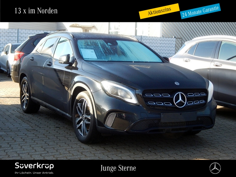 Mercedes-Benz GLA 250 Urban/Night/LED/AHK/Kamera/Navi/PDC, Jahr 2017, Benzin