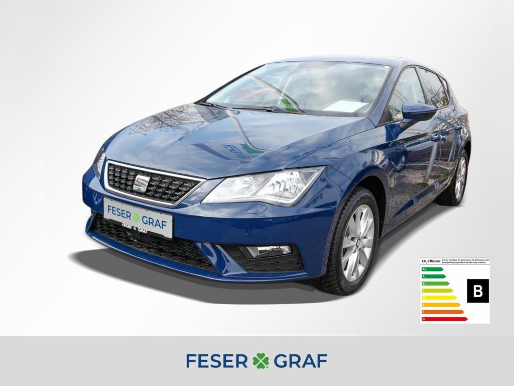 Seat Leon Style 1.5 TSI 96kW Ganzjahresreifen*E, Jahr 2020, Benzin