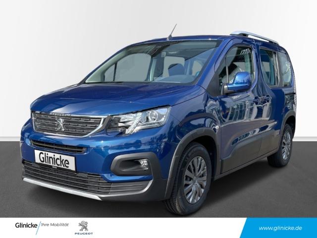 Peugeot Rifter Allure L1 1.5 BlueHDi 130 FAP EU6d Navi Dyn. Kurvenlicht Rückfahrkam. Fernlichtass., Jahr 2021, Diesel