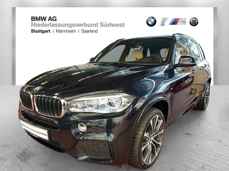 BMW X5 xDrive30d Sportpaket Head-Up HK HiFi LED RFK, Jahr 2018, Diesel
