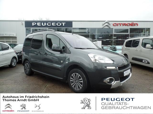 Peugeot Partner Tepee VTi 120 Outdoor (AHK SHZ EINZELSITZE), Jahr 2015, Benzin
