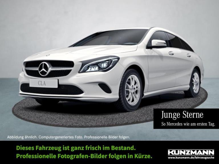 Mercedes-Benz CLA 200 d SB Navi ParkPilot Klima Euro 6 LED, Jahr 2016, Diesel