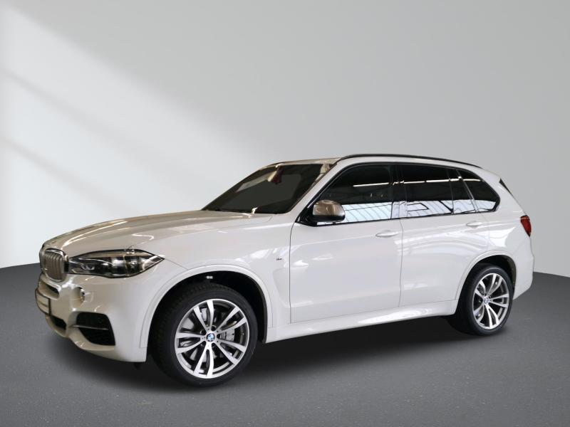 BMW X5 M50d M Sportpaket LED Navi Panorama Komfortsitze Sitzlüftung Kamera, Jahr 2017, Diesel