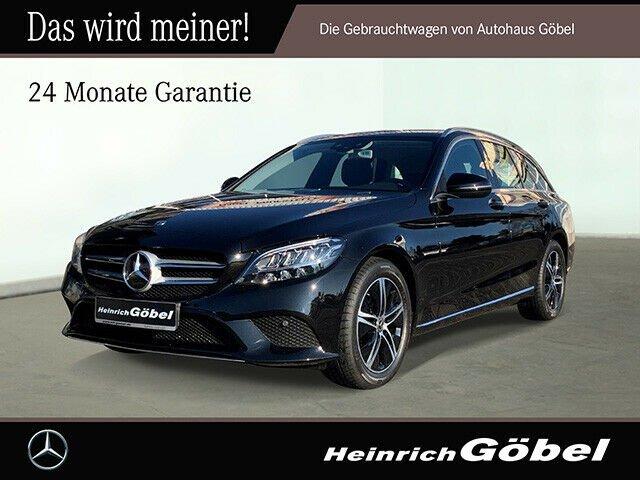 Mercedes-Benz C 180 Kamera+Totwinkel+LED+Navi+Sitzheizung, Jahr 2020, Diesel