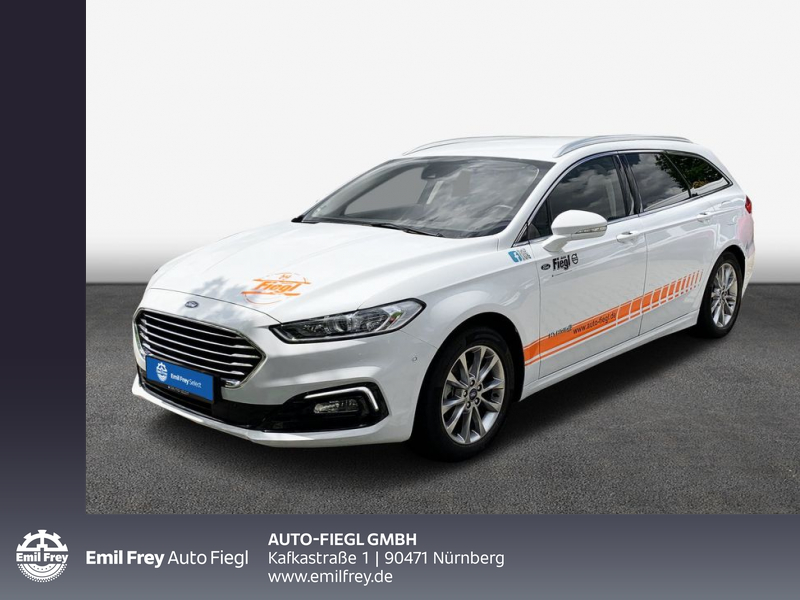 Ford Mondeo Turnier 2.0 Hybrid CVT, Jahr 2019, Hybrid
