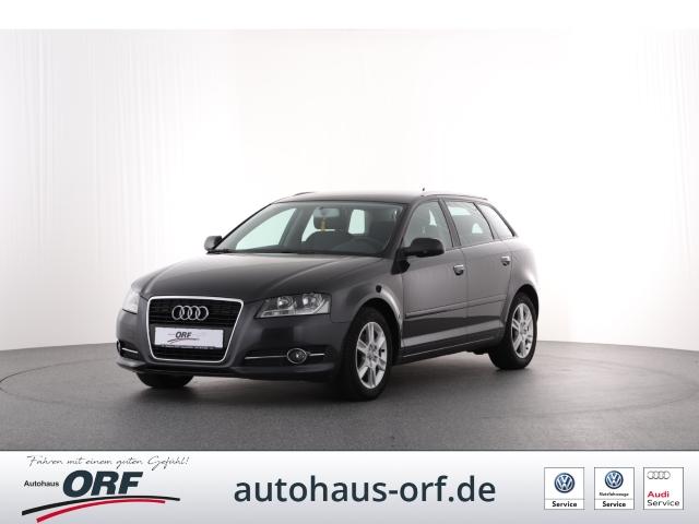Audi A3 Sportback 1.6 TDI Attraction NAVI, Jahr 2012, Diesel