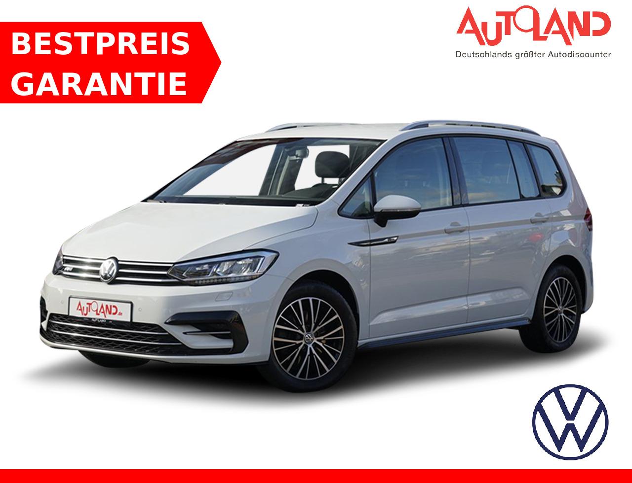 Volkswagen Touran, Jahr 2016, Benzin