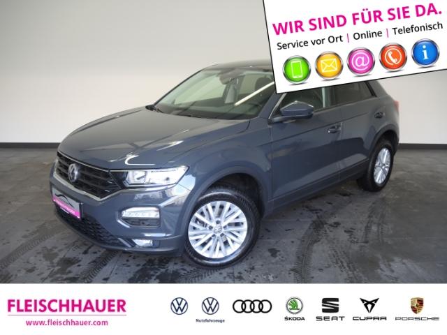 Volkswagen T-Roc 1.6 TDI EU6d-Temp NAVIGATION, Jahr 2020, Diesel