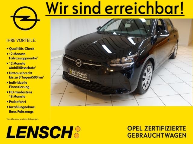 Opel Corsa F 1.2 Edition PARKPILOT+SITZHZG+ALLWETTER, Jahr 2020, Benzin