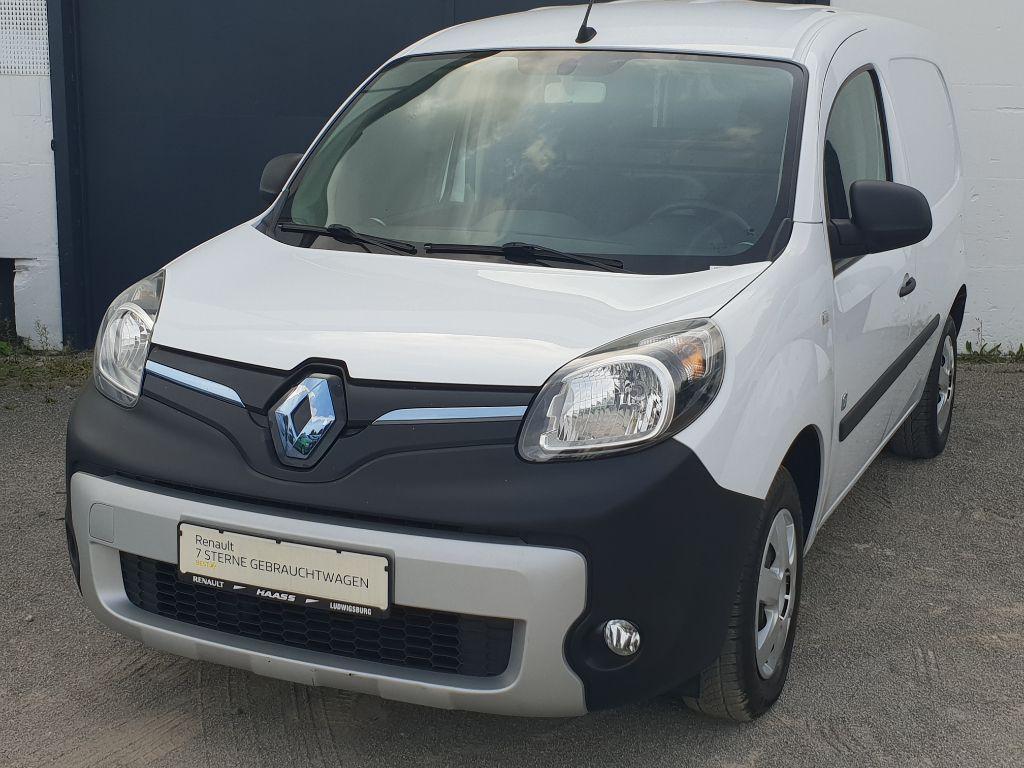 Renault Kangoo Z.E. zzgl. Batteriemiete, Jahr 2014, Elektro