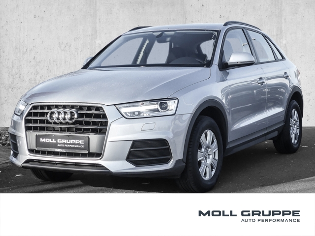 Audi Q3 basis 1.4 TFSI, Jahr 2017, Benzin