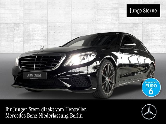 Mercedes-Benz S 63 AMG 4M Lang Exkl DriversPack TV HuD Pano, Jahr 2016, Benzin