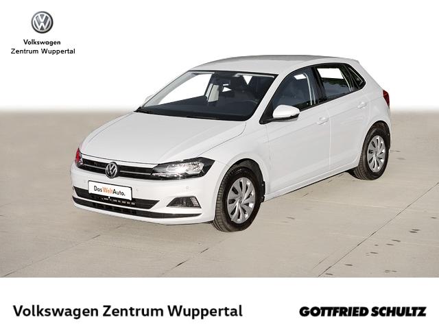 Volkswagen Polo 1,0 Comfortline NAVI KLIMA PDC BT ZV E-FENSTER, Jahr 2018, Benzin