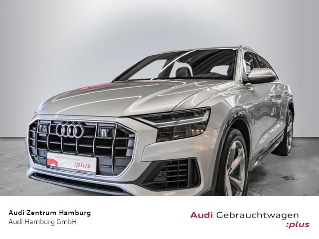 Audi Q8 50 TDI quattro Tiptr.AHK ACC STANDHZG.LEDER, Jahr 2019, Diesel