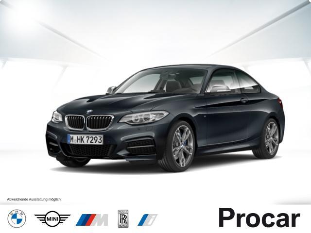 BMW M240i xDrive Coupe Sport-Aut. Navi Prof. RFK GSD, Jahr 2017, Benzin