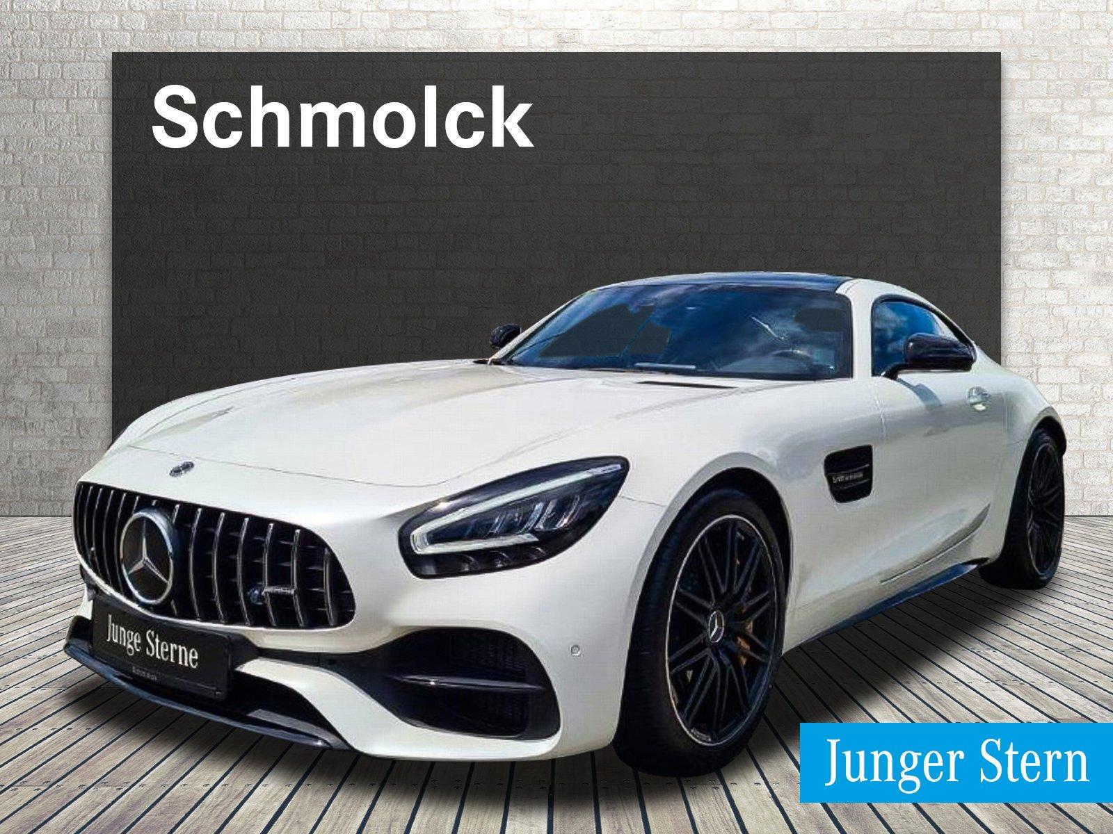 Mercedes-Benz AMG GT C KERAMIK/PERF SITZ+ABGS/DSTR/BURM+NP194K, Jahr 2020, Benzin