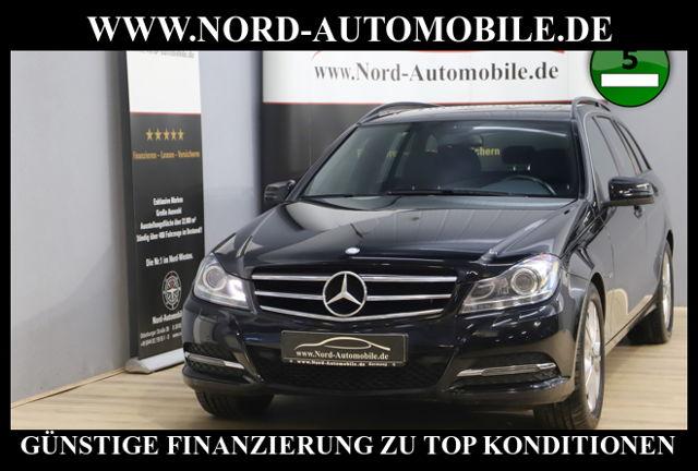 Mercedes-Benz C 220 T CDI Edition C 7G-Tronic*Leder*Navi*ILS*, Jahr 2013, Diesel