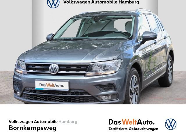 Volkswagen Tiguan 1,4 TSI Sound ACT DSG NAVI/KLIMA/PDC/PANO, Jahr 2018, Benzin