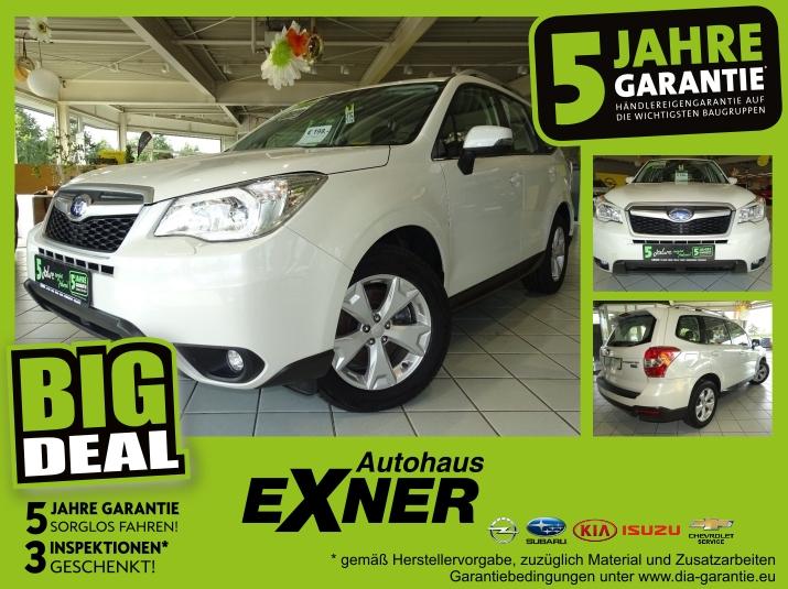 Subaru Forester 2.0D Edition Klimaautomatik, Sitzheizun, Jahr 2015, Diesel